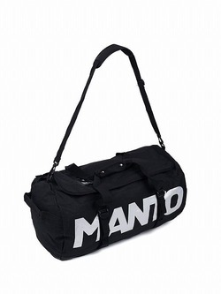 MANTO duffel bag PRIME black1