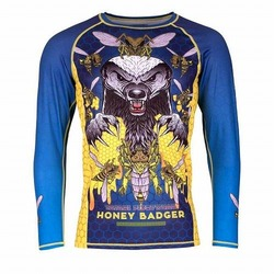 Honey Badger V5 Rash Guard 1