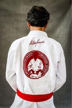 Grand Master Gracie LEGACY Kimono Jiu Jitsu adulto unissex 2