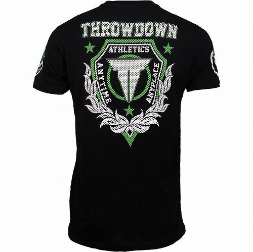 Throwdown Marathon Shirt Bk4