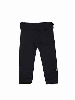 MANTO BJJ Gi Pants BASIC black1