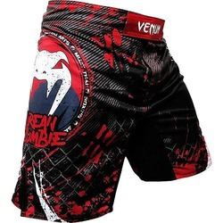 Shorts Korean Zombie UFC 163 BK Red1