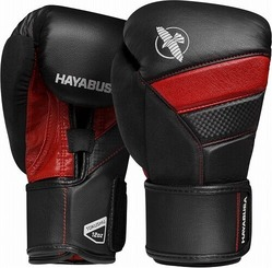 T3 Boxing Gloves blackred1