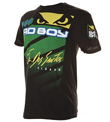 T-shirts Junior Dos santos 3