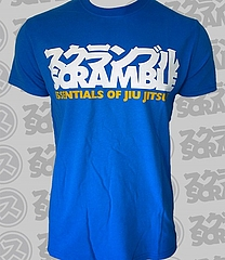Tee Essentials Blue 1