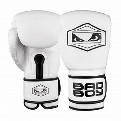 Strike Boxing Gloves white1