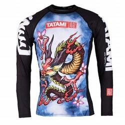 Oriental Dragon Rash Guard 1