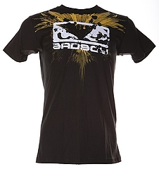BAD BOY Tシャツ Shogun Supremacy 黒