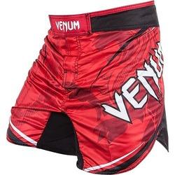 Fightshort Venum Jose Aldo UFC 163 Ltd Editon  Red 1