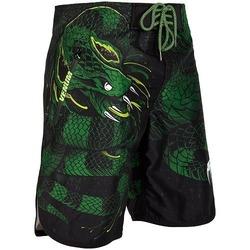 Green Viper Boardshorts greenblack 1