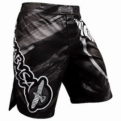 Chikara 3 Fight Shorts black 2a