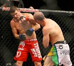UFC110 ヴァンダレイ・シウバ