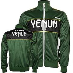 Veste Venum Team Brazil green1