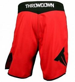 Throwdown Stealth 4 Fight Shorts3