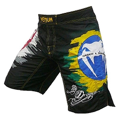 Fightshorts-UFC 129 Lyoto Machida  Black2