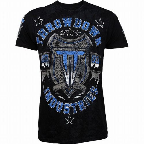 Throwdown Take Down T-Shirt bk1