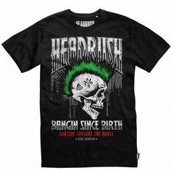 Skull Hawk TShirt BK1