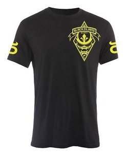 jaco Blackzilians Crew (BlackSugaFly Yellow)1