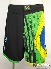 TapouT Brazil Flag Short