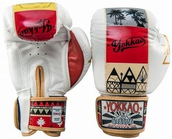 YOKKAO Freedom Muay Thai Boxing Gloves 4