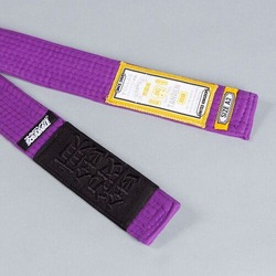 tanren v4 BJJ Belt purple 2