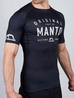 rashguard OLDSCHOOL black 1
