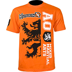 Tee Alistair Overeem Orange1