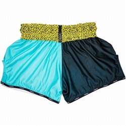 CarbonFit APEX Leopard Shorts 2