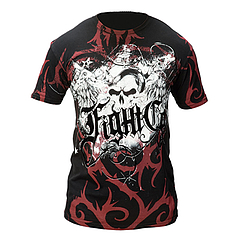 Fight Co Tシャツ SmackDown 黒