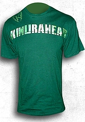 T-Shirt-Branded FoilGreen1