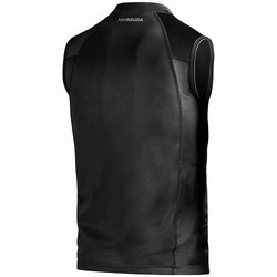 Sleeveless Compression Shirt black 2