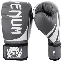Challenger 20 Boxing Gloves greywhiteblack 1