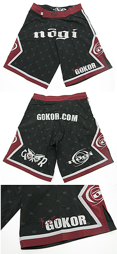 Gokor Limited Edition Nogi Kingpin Shorts