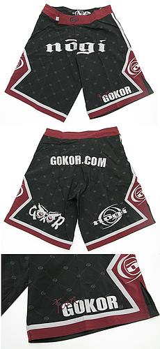 Gokor Limited Edition Nogi Kingpin Shorts