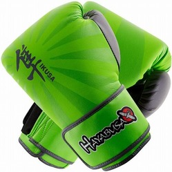 Hayabusa Ikusa Colors 16oz Gloves Shocked Green1