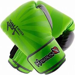 Hayabusa Ikusa Colors 16oz Gloves Shocked Green1