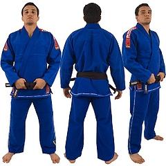 KORAL 柔術衣 クラシックモデル 青