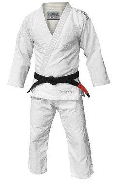 Elemental BJJ Gi White 1