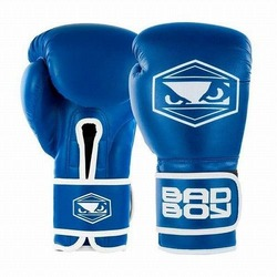 Strike Boxing Gloves blue1