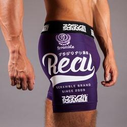 Real Vale Tudo Shorts  Purple 4