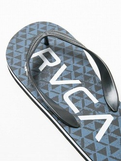AH041952 TRENCH TOWN SANDAL NVY 4