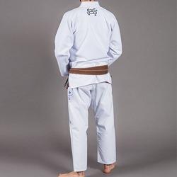 Athlete 2 Kimono - White 2