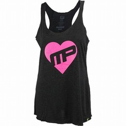 MusclePharm I Love MP Women's Tank black 1