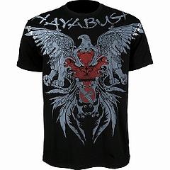 Hayabusa Tシャツ Guardian 黒