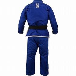 Fuji Sports Sekai BJJ Gi Blue2