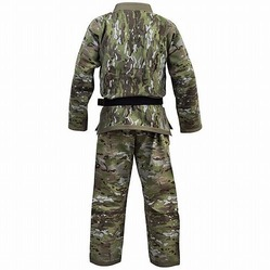Fuji Sports Combatives BJJ Gi Multi-Camo 2