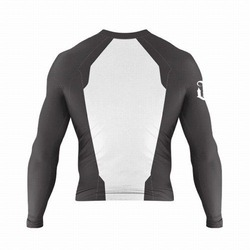 Evolve Rash Guards Long Sleeve black 2