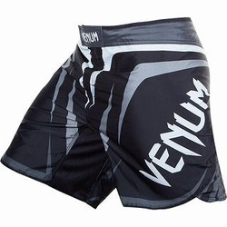 Fightshort Shogun UFC Edition Black White 1