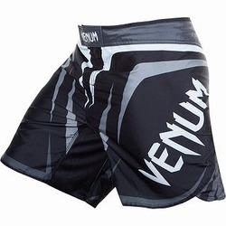 Fightshort Shogun UFC Edition Black White 1