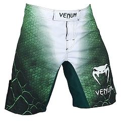 VENUM ファイトショーツ Amazonia2.0 緑/白